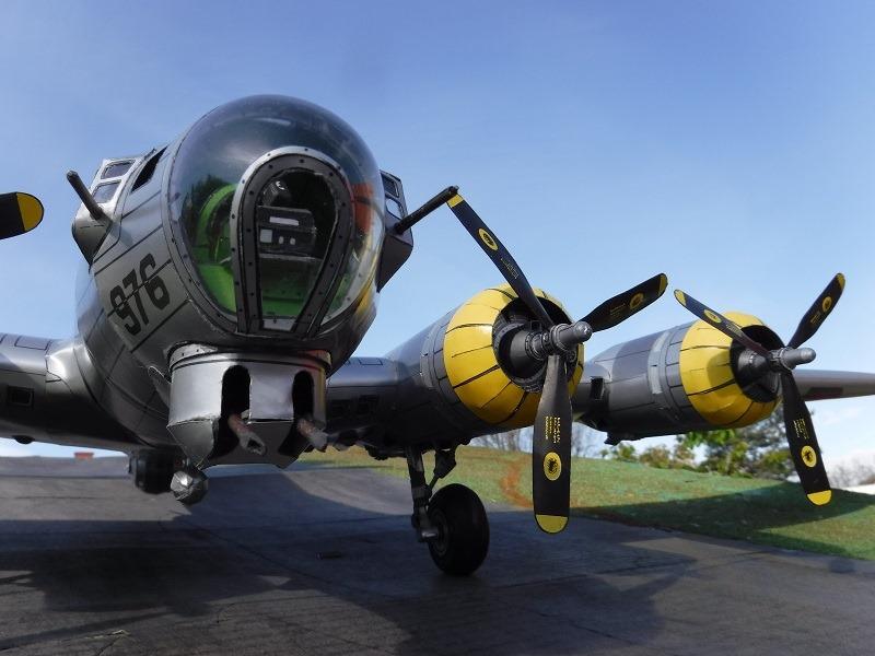 Spitfire - Boeing B-17
