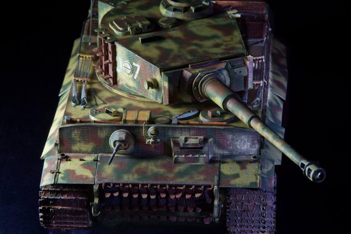 Ingo - Kampfpanzer Tiger