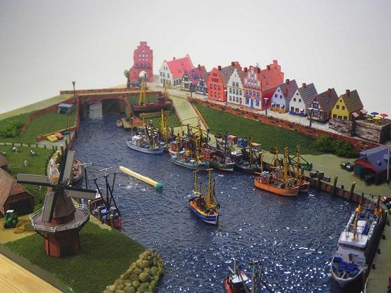 Jürgen - Norddeutscher Krabbenkutterhafen