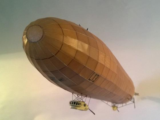 Peter - Luftschiff L13