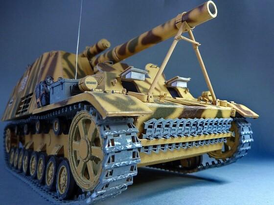 """Ingo - Panzerhaubitze """"Hummel"""""""