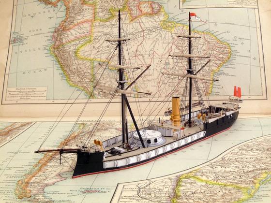 Dr.J. - Panzerschiff Huascar
