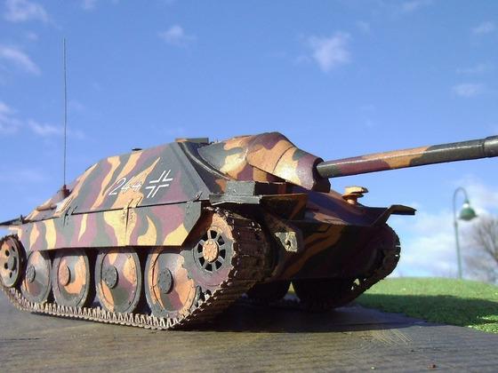 Spitfire - Jagdpanzer Hetzer