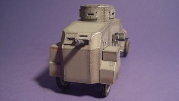 Stra Enpanzerwagen Erhardt Ev 4 Von Don Weeks Galerie